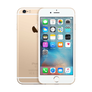 Refurbished iPhone 6S 64GB goud B-grade