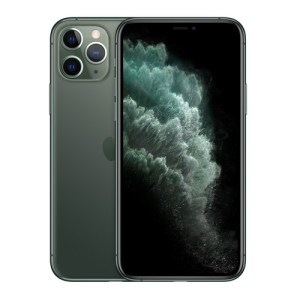 Apple iPhone 11 Pro 256GB Midnight green met abonnement van hollandsnieuwe