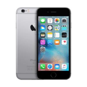 Refurbished iPhone 6S 128GB zwart/space grijs A-grade