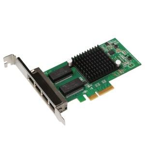 TXA034 4 RJ45-poorten Intel I350 PCI Express Gigabit netwerk LAN-kaart netwerkadapter