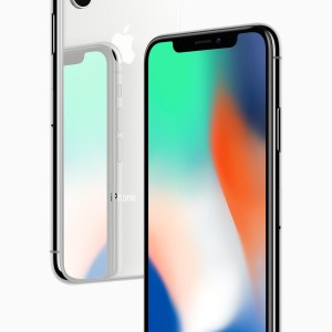 Apple iPhone X - 64GB - Silver - (Als Nieuw) A+ Grade