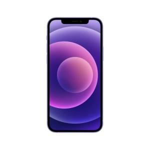 Apple iPhone 12 64GB Purple met abonnement van Vodafone