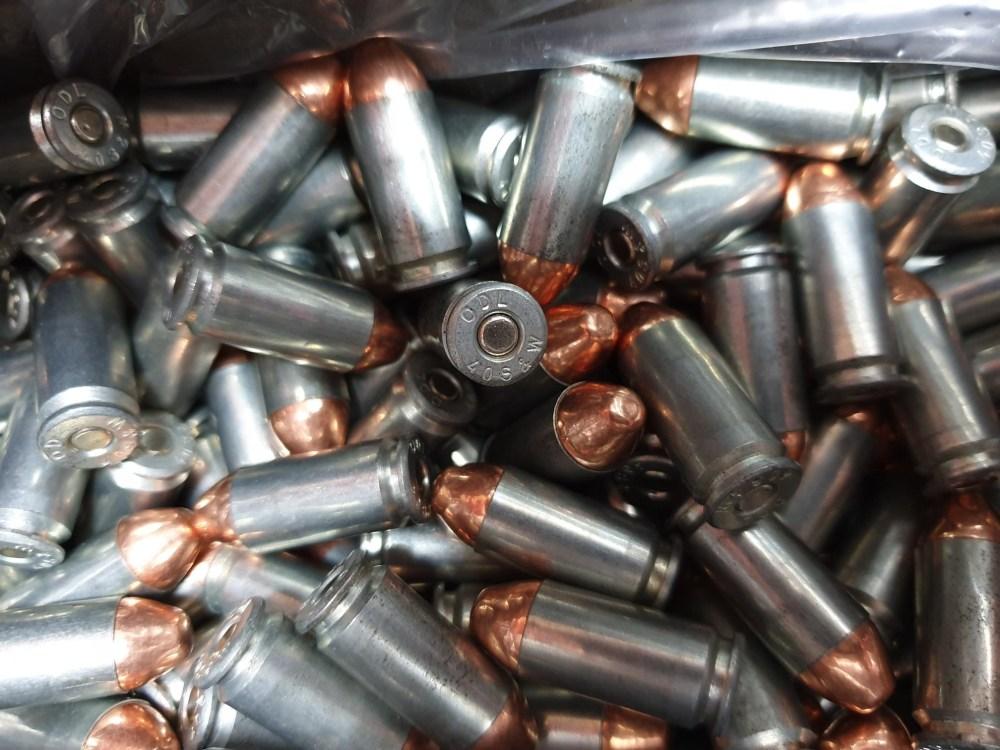 medium resolution of  40 s w 165gr cmj rn steel case 500 rounds belmont ammunition