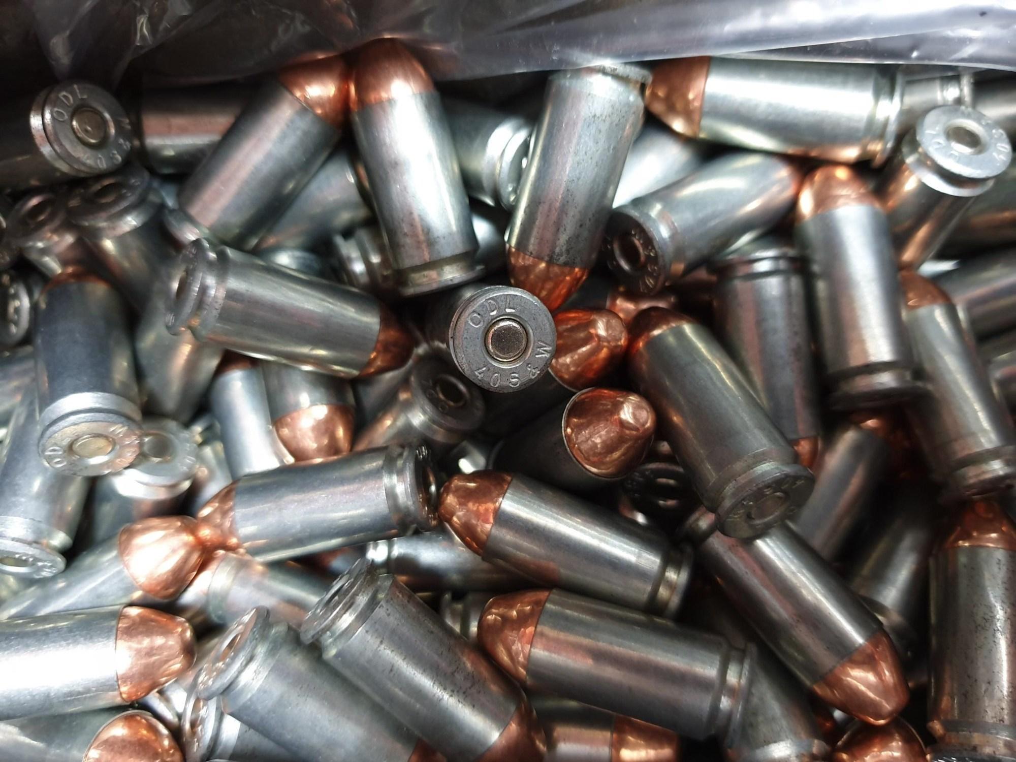 hight resolution of  40 s w 165gr cmj rn steel case 500 rounds belmont ammunition
