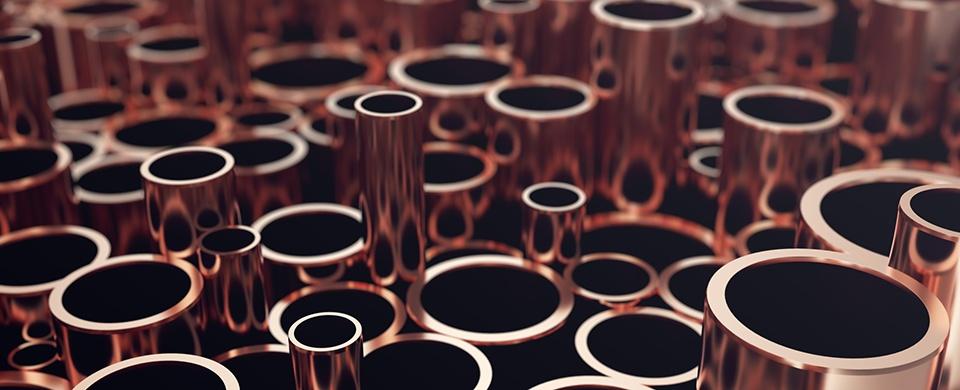Deoxidation Of Copper Alloys