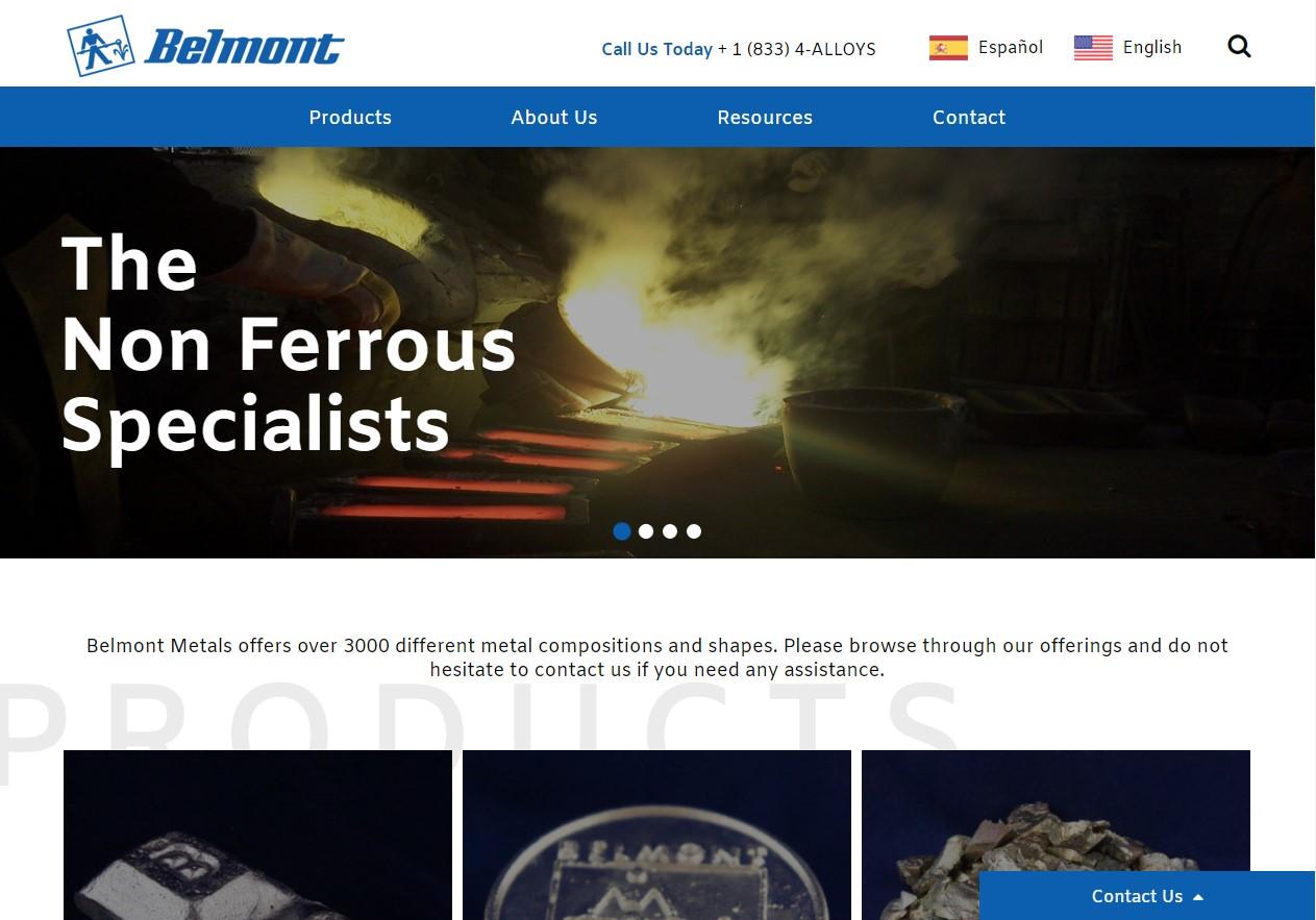 Belmont Metals