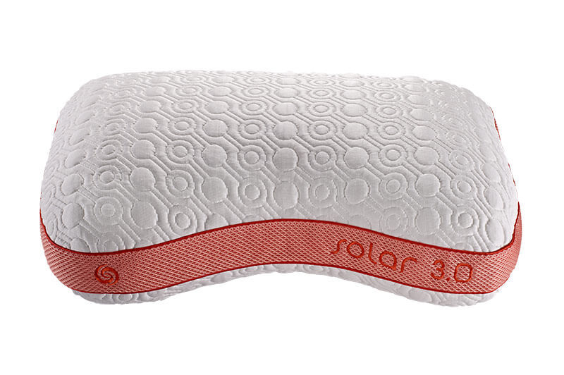 bedgear storm 3 0 performance pillow with removable cover