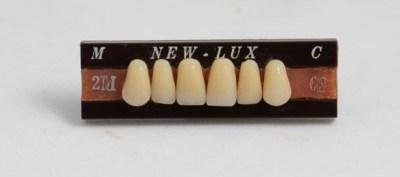 New-Lux teeth sample