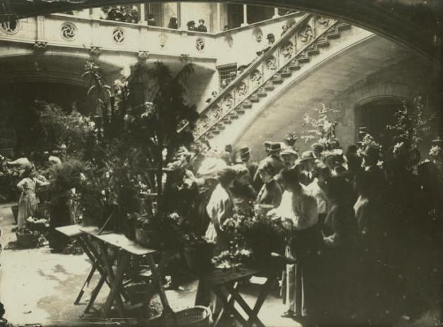 Барселона, Palau de la Generalitat (Дворец Женералитата), 1916 г