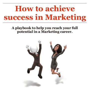 Success in Marketing
