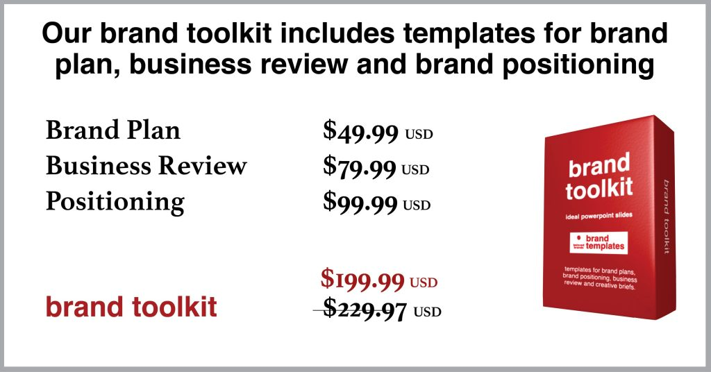 brand toolkit template