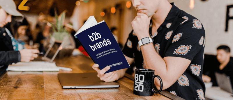 B2B Brands playbook