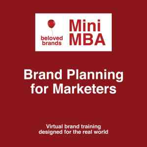 brand planning course