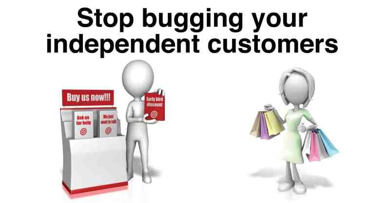 independent customers v2