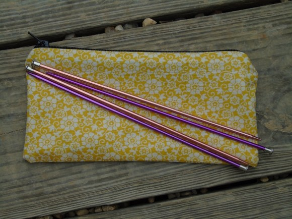 needle pouch