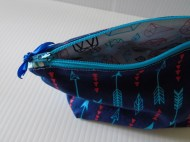 inside of the notions pouch