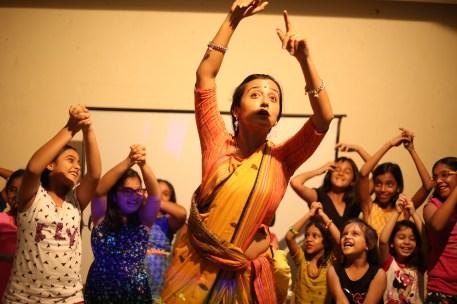 Jaya Mehta speaks on Indian culture