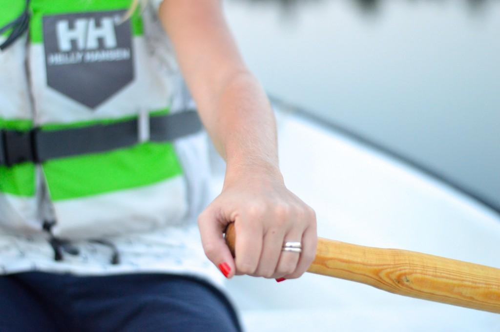 lina rowing