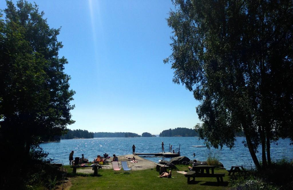summer archipelago