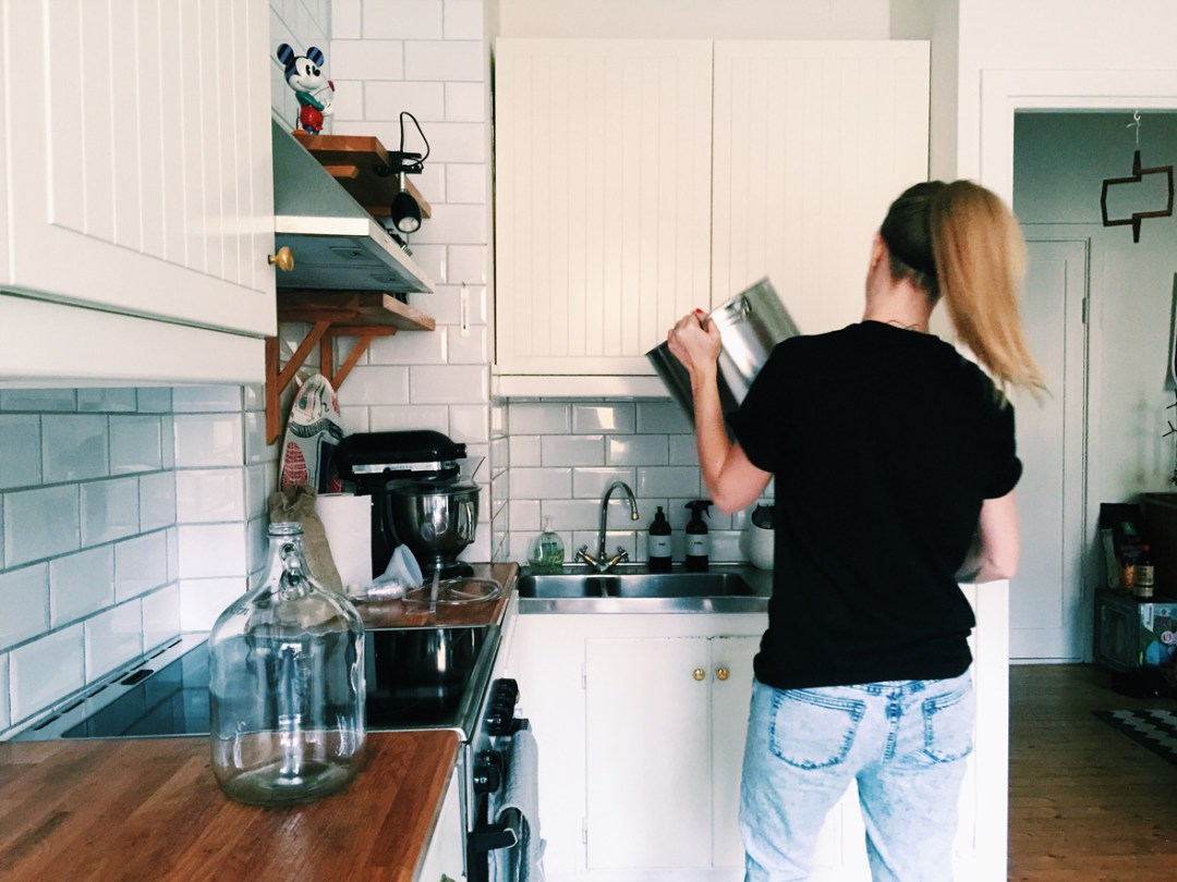 preparing-homebrewing