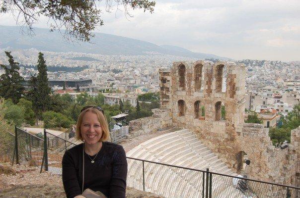 me greece acropolis