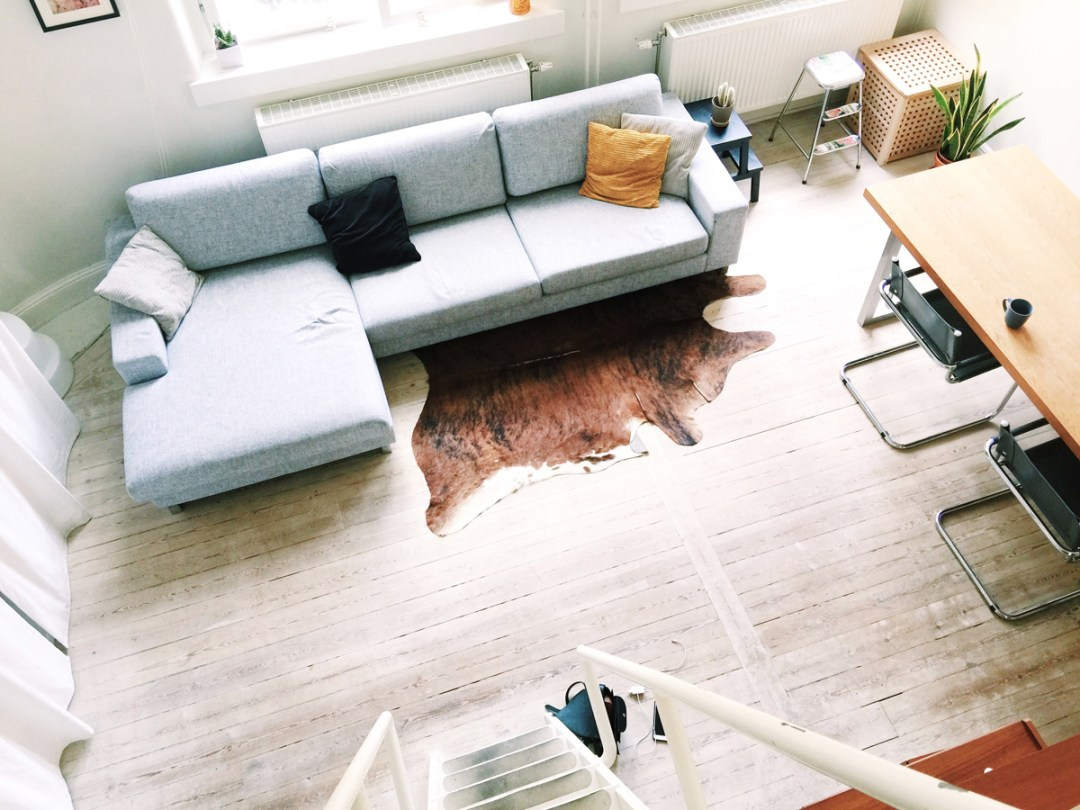 airbnb-loft-looking-down