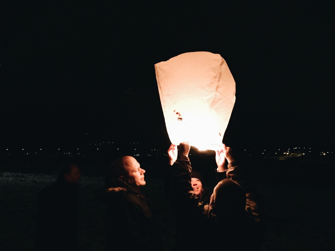 chines lantern new year