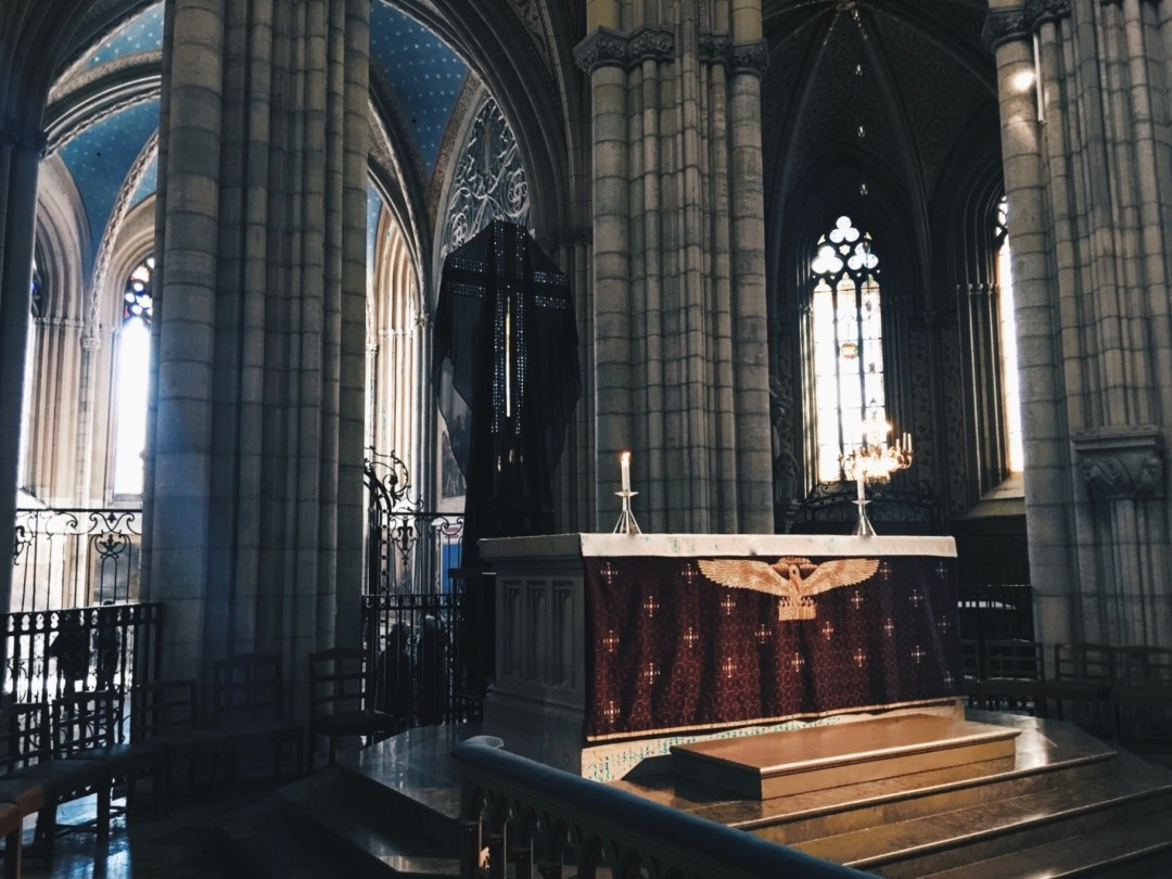 uppdala cathedral