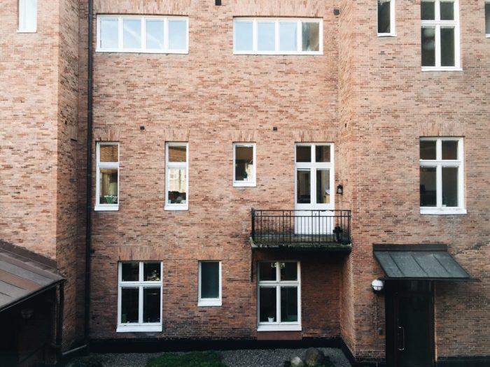 work downtown building uppsala