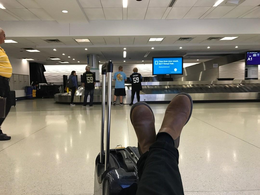 airport charlotte