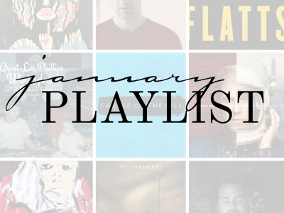 Monthly Playlist   January 2017