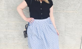 The Perfect Skirt for Spring