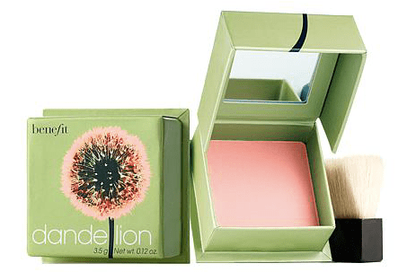 Benefit Dandelion Box O' Powder | Below Freezing Beauty