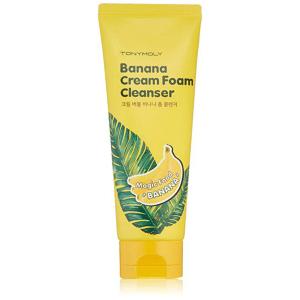TonyMoly Banana Cream Foam Cleanser | Below Freezing Beauty
