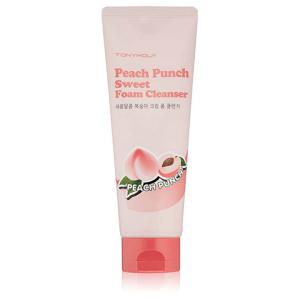 TonyMoly Peach Punch Sweet Foam Cleanser | Below Freezing Beauty