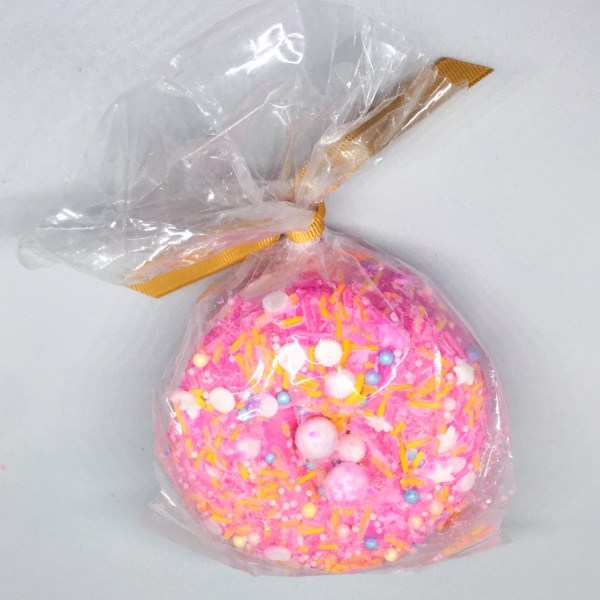 Charmed Aroma Donut Bath Bomb | Below Freezing Beauty