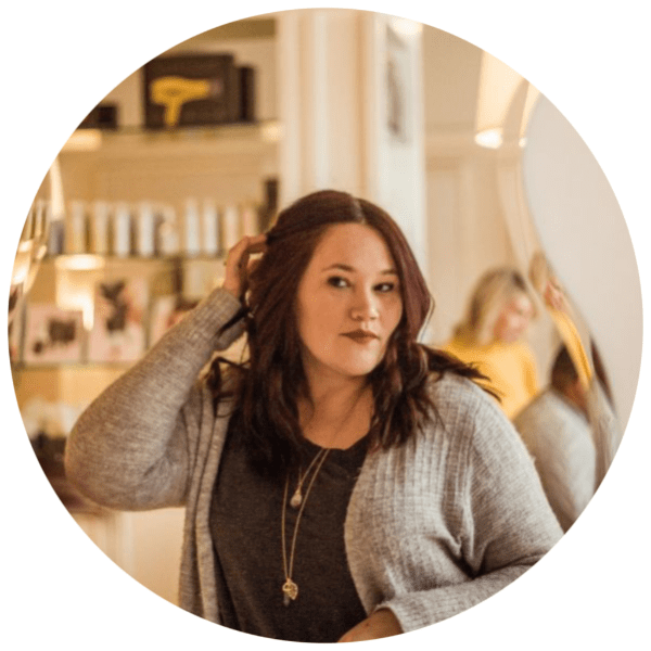 Blowout at Drybar | Below Freezing Beauty | Colleen Kubiak Photo