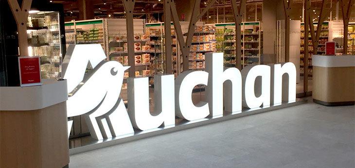 Французский Auchan открыл в Люксембурге первый «гипермаркет будущего»