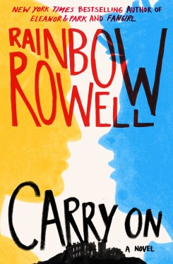 carry on- rainbow rowell
