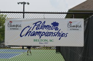 The Palmetto Championships, South Carolina's junior qualifying tournament, played in Belton since 1957