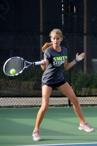 Sara McClure of Blufton, Girl's 14U singles champion