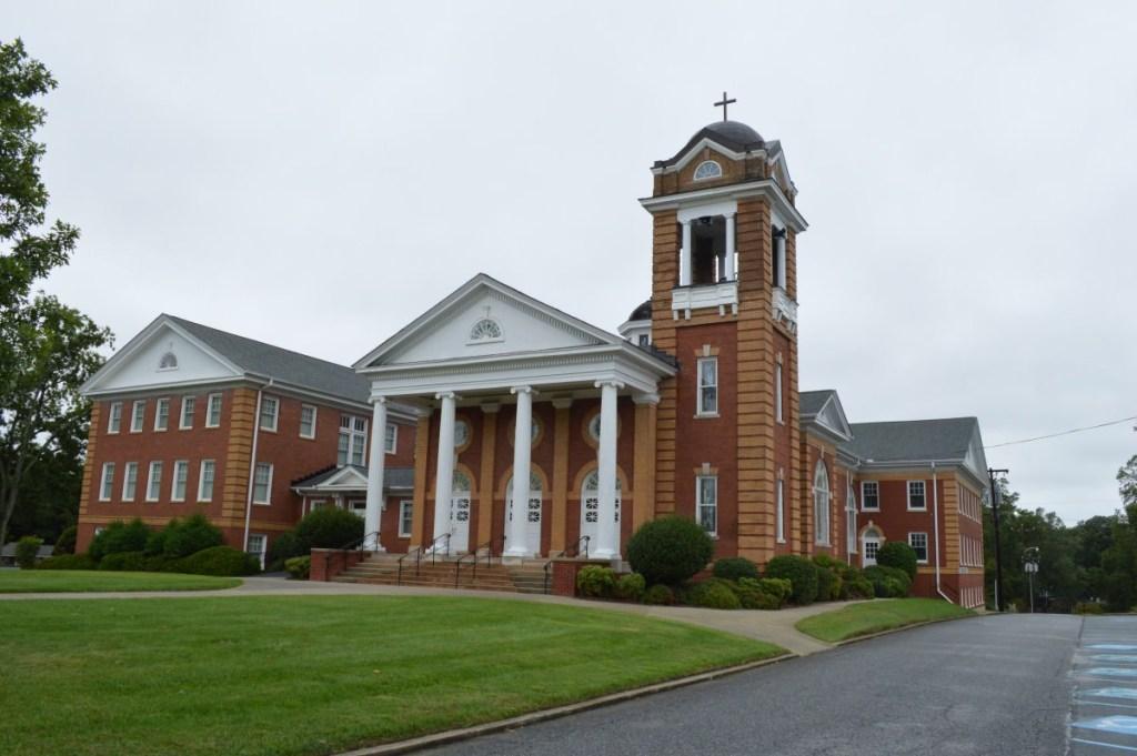 Belton First Baptist Church
