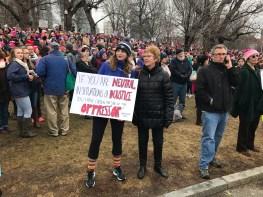 Boston Women's March/Lauren Anikis