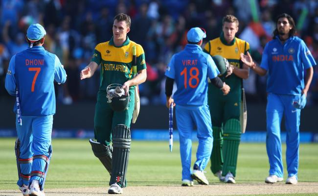 South Africa Vs India Cricket Odi Series 2018 Beluga