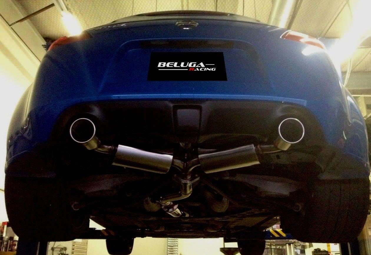 beluga racing high performance axle