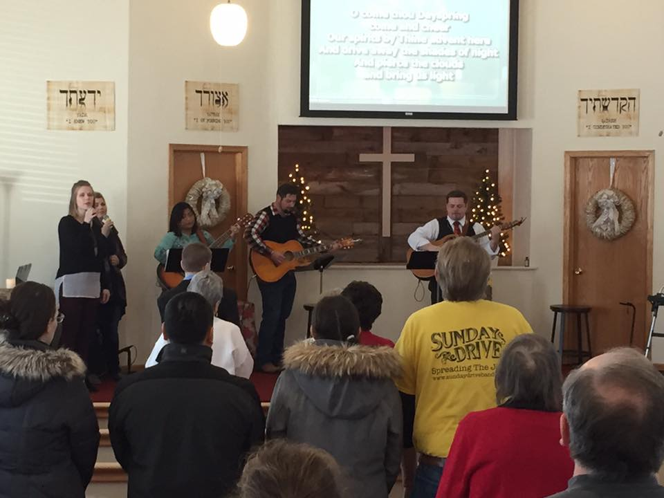 Belvidere First AG Worship