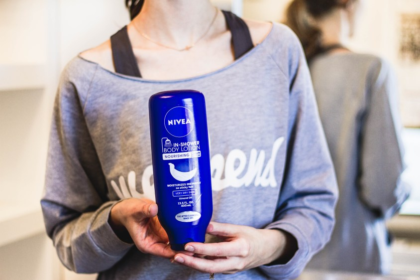 winter, Nivea, body lotion, shower, lifestyle, blogger, weekend, skin care