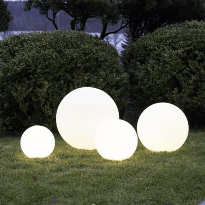 TWILIGHTS UTENDØRS LAMPE RGB M/FJERNKONTROLL RUND 25 CM | Belysning.online