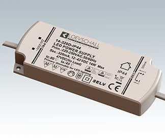Flat LED Light 4,48W 350mA - Produktpakke med driver | Belysning.online