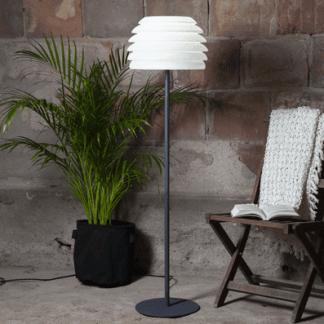 Gardenlight Gulvlampe 230V E27 | Belysning.online